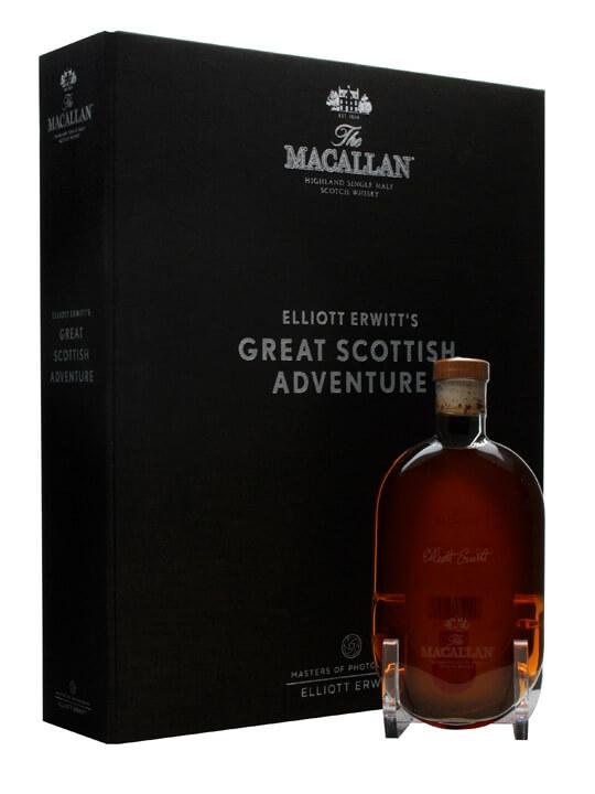 Macallan / Erwitt / Cask #4110 / Print 7 Speyside Whisky