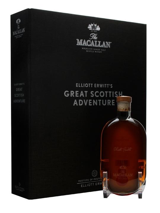 Macallan / Erwitt / Cask #3203 / Print 57 Speyside Whisky