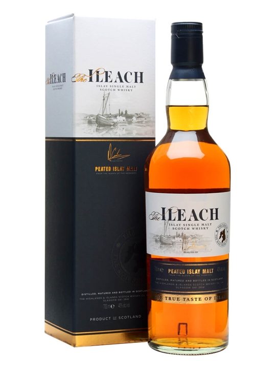 Ileach Peaty Islay Single Malt Scotch Whisky