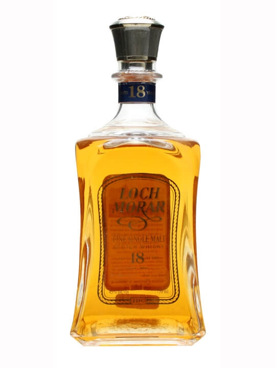 Loch Morar 18 Year Old Highland Single Malt Scotch Whisky