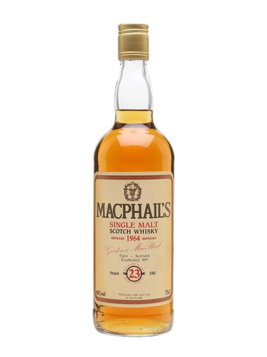 Macphail's 1946 / Gordon & Macphail Single Malt Scotch Whisky