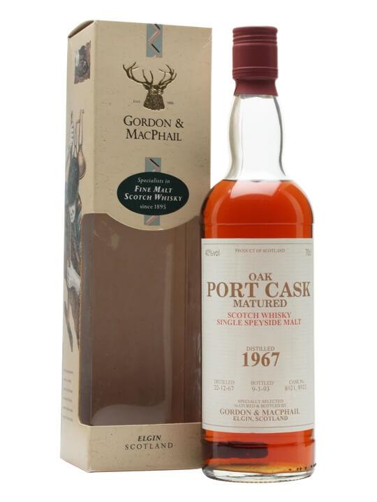 Port Cask 1967 / Bot.1993 / Cask #8921+2 Speyside Whisky
