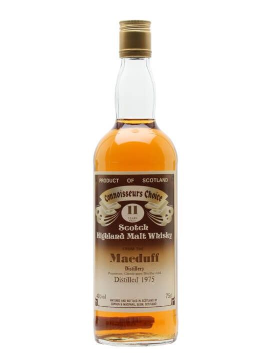 Macduff 1975 / 11 Year Old / Connoisseurs Choice Highland Whisky