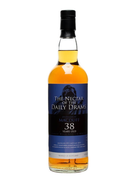 Macduff 38 Year Old / Daily Dram Highland Single Malt Scotch Whisky