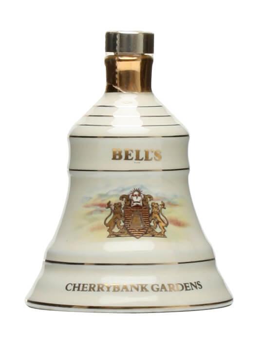 Cherrybank Gardens / Bell's Decanter Miniature Blended Scotch Whisky