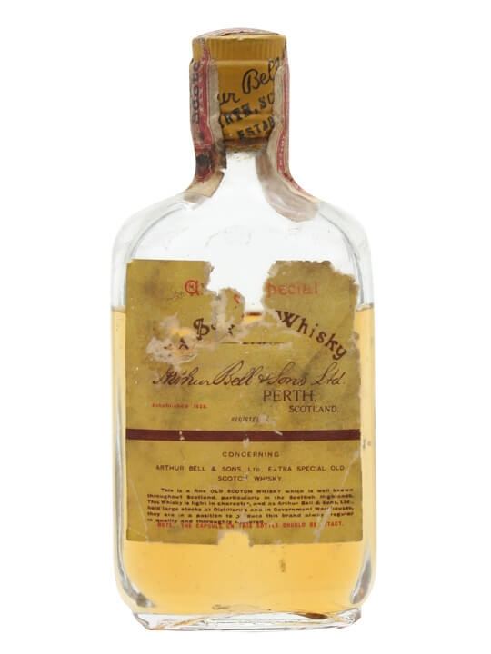 Arthur Bell's Old Scotch Whisky / Bot.1960s Blended Scotch Whisky