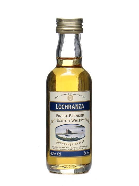 Lochranza Miniature Blended Scotch Whisky
