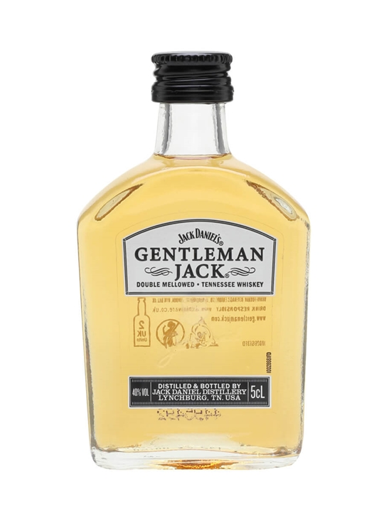 Jack Daniel's Gentleman Jack Miniature Tennessee Whiskey
