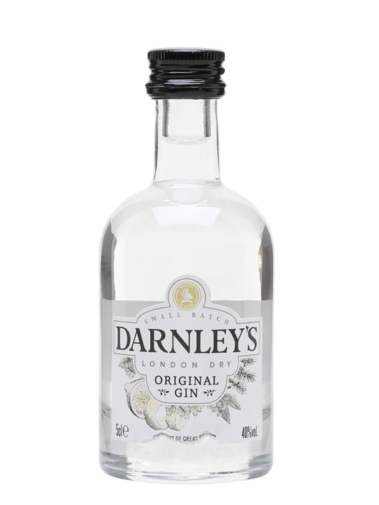 Darnley's View Gin Miniature