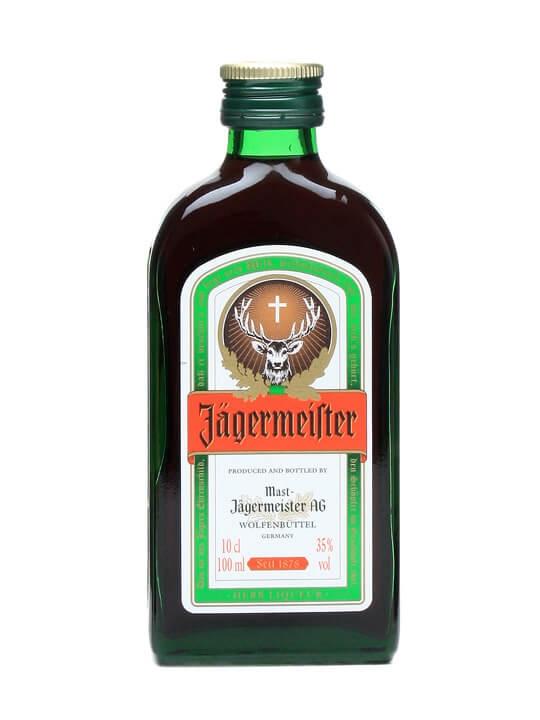 Jagermeister Liqueur / 10cl Bottle