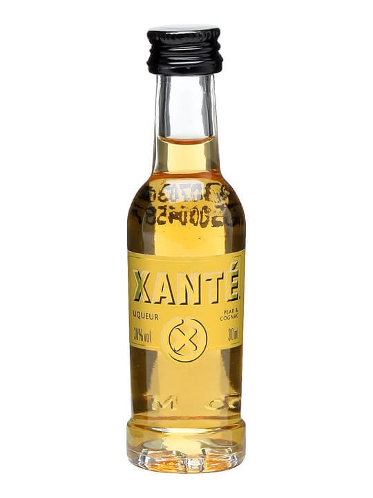 Xante Poire au Cognac Liqueur Miniature