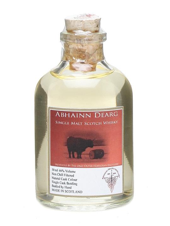 Abhainn Dearg Single Malt Miniature / Single Cask