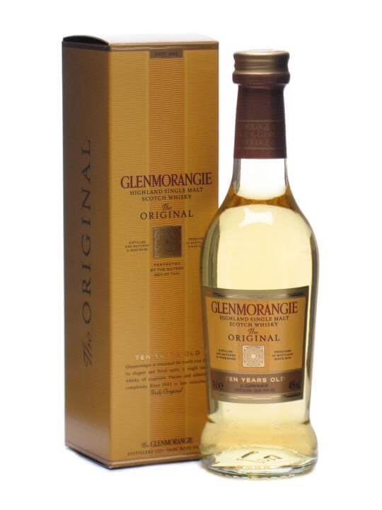 Glenmorangie 10 Year Old Original Miniature Highland Whisky