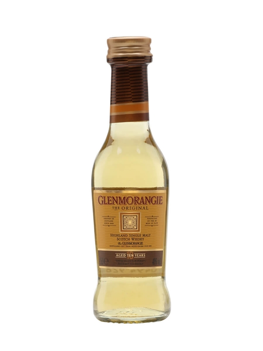Glenmorangie Original 10 Year Old Miniature Highland Whisky