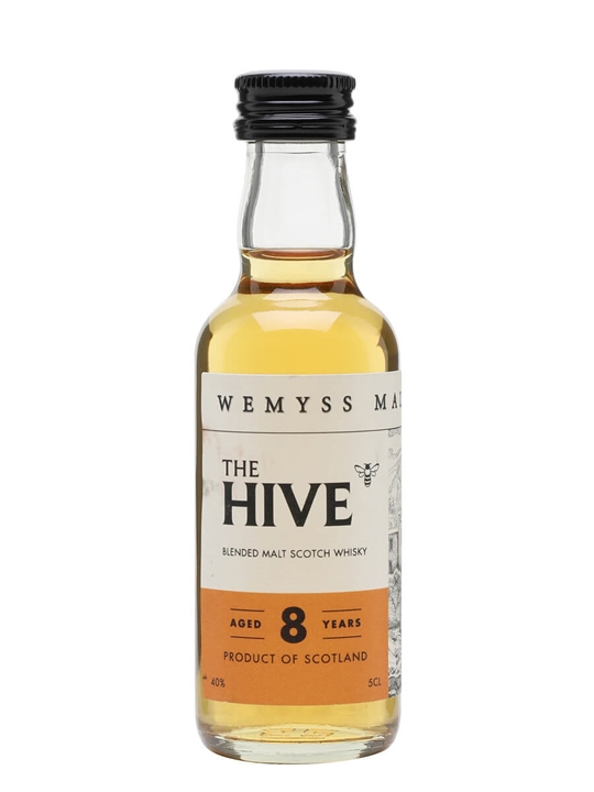 Wemyss The Hive 8 Year Old Blended Malt Scotch Whisky