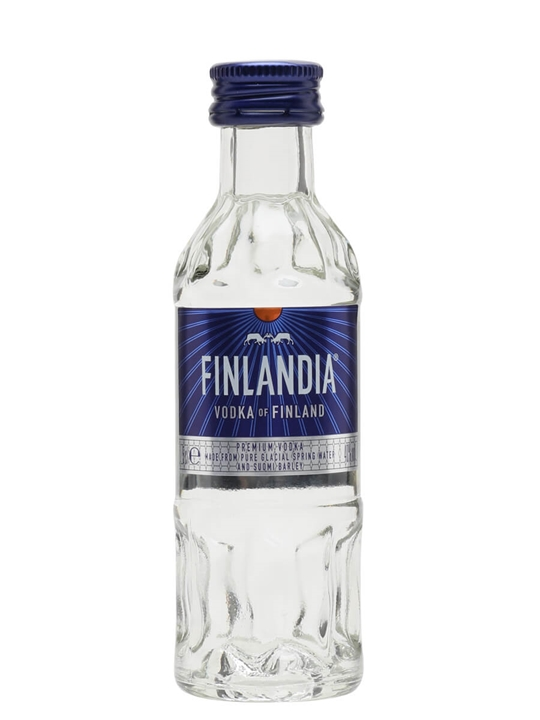 Finlandia Vodka Miniature
