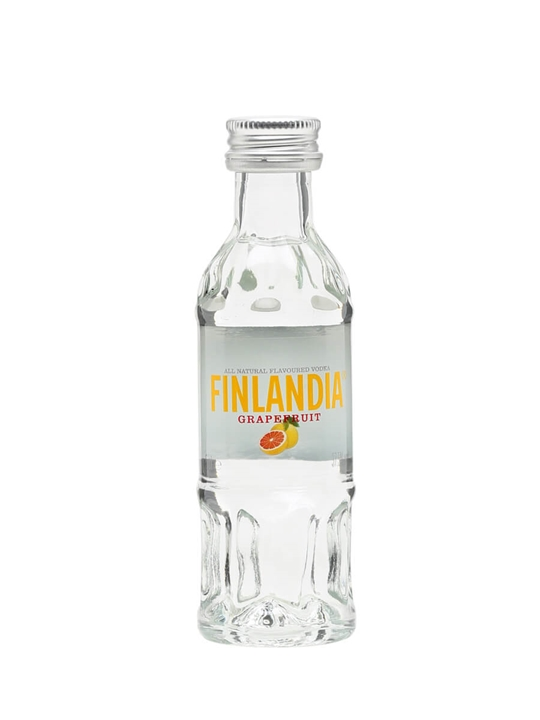 Finlandia Grapefruit Vodka Miniature