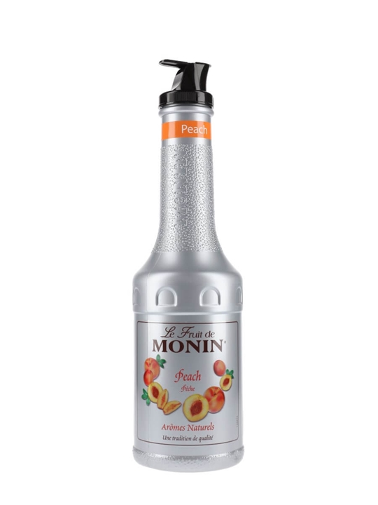 Monin Peach Puree