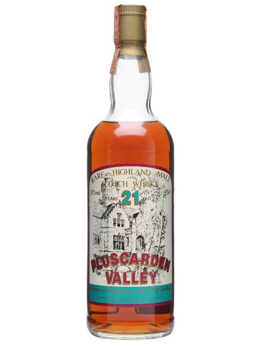Pluscarden Valley 21 Year Old Speyside Single Malt Scotch Whisky