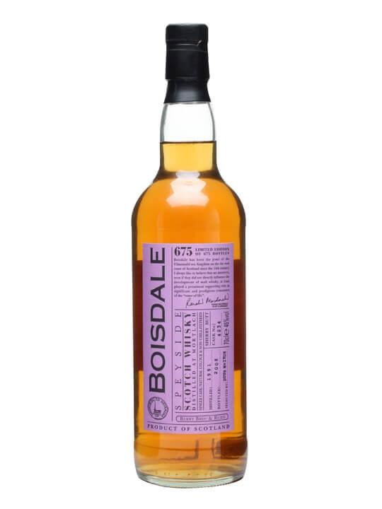 Mortlach 1991 / Bot.2008 / Boisdale Speyside Single Malt Scotch Whisky