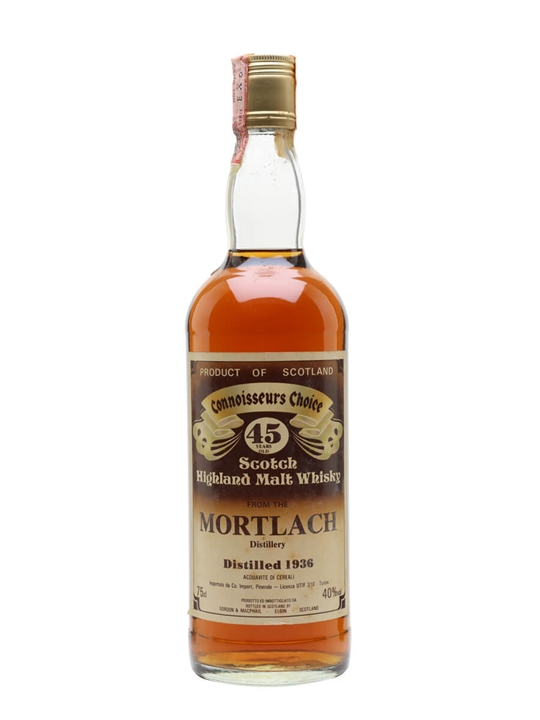 Mortlach 1936 / 45 Year Old / Connoisseurs Choice Speyside Whisky