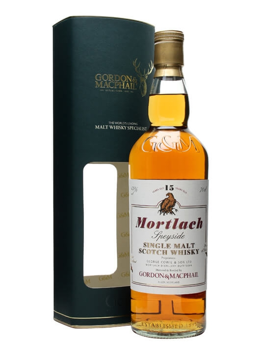 Mortlach 15 Year Old / Gordon & Macphail Speyside Whisky