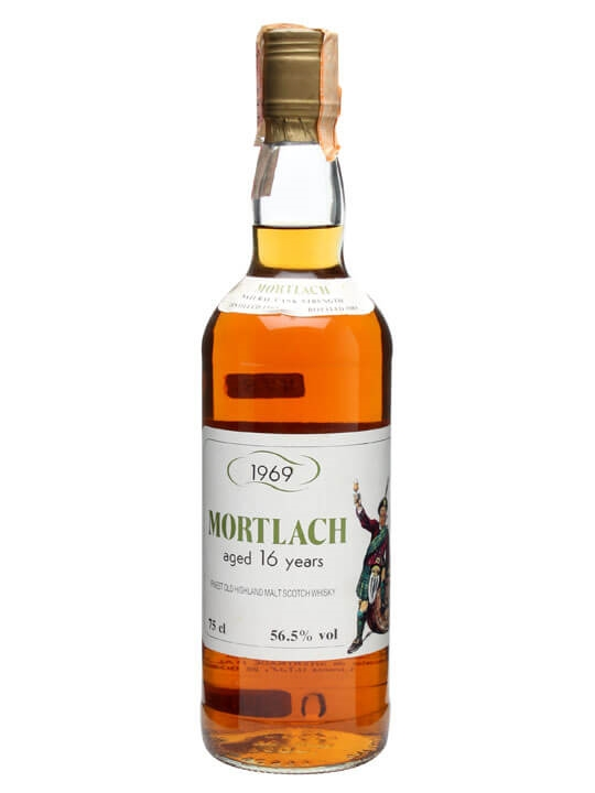 Mortlach 1969 / 16 Year Old / Intertrade Speyside Whisky