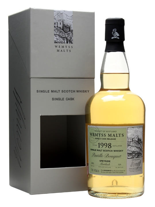 Mortlach 1998 / Pastille Bouquet / Wemyss Speyside Whisky