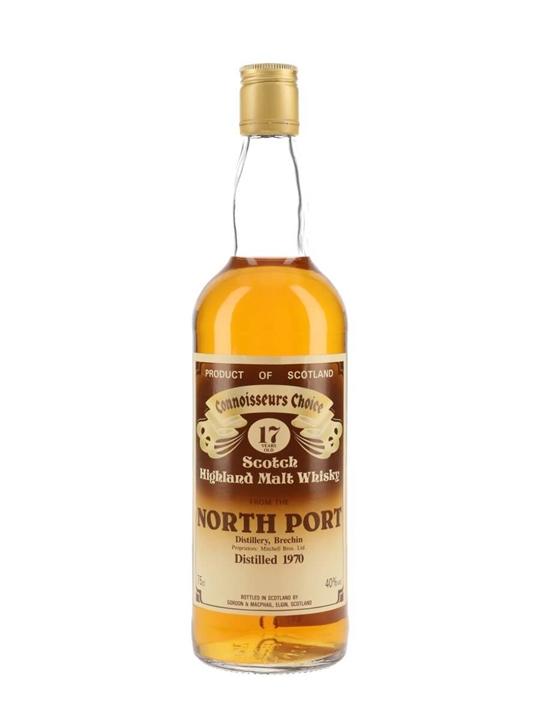 North Port 1970 / 17 Year Old Highland Single Malt Scotch Whisky