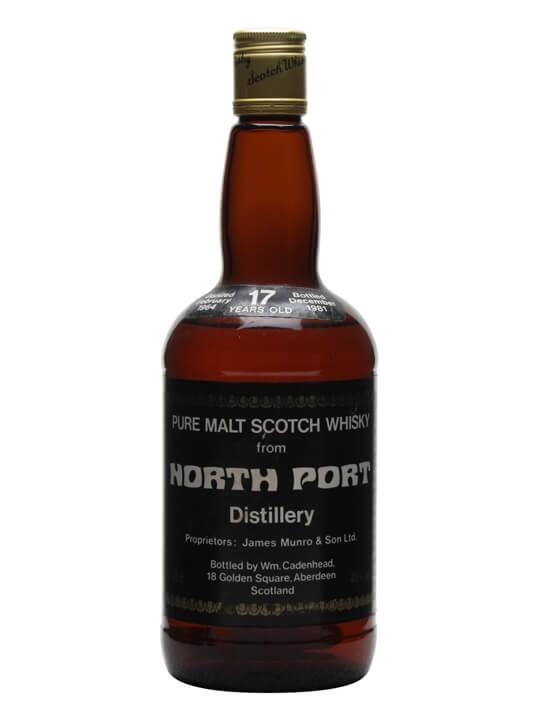 North Port 1964 / 17 Year Old Highland Single Malt Scotch Whisky