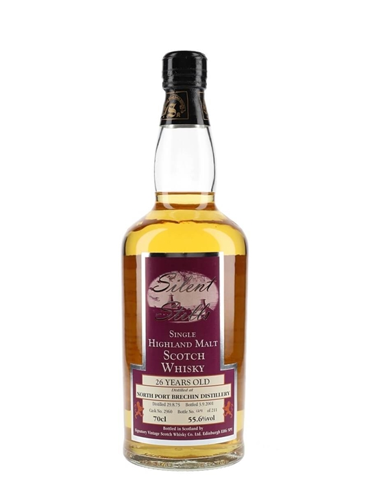 North Port 1975 / 26 Year Old / Silent Stills Highland Whisky