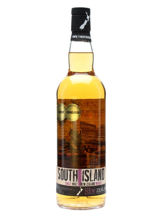 South Island 21 Year Old New Zealand Single Malt Whisky