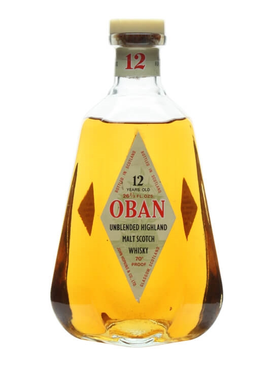 Oban 12 Year Old / Bot.1970s Highland Single Malt Scotch Whisky