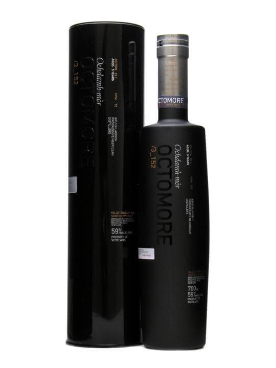 Octomore 5 Year Old / Edition 03.152 Islay Single Malt Scotch Whisky
