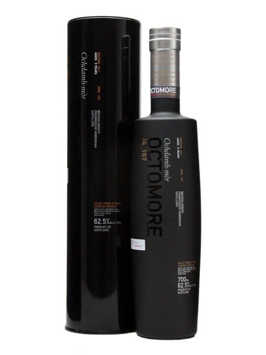 Octomore 5 Year Old / Edition 04.1 Islay Single Malt Scotch Whisky