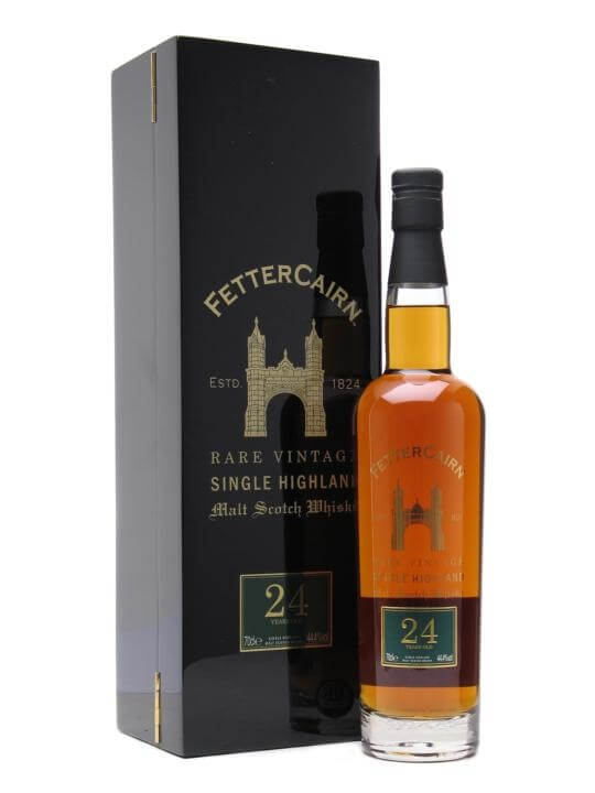 Fettercairn 24 Year Old (1984) Highland Single Malt Scotch Whisky