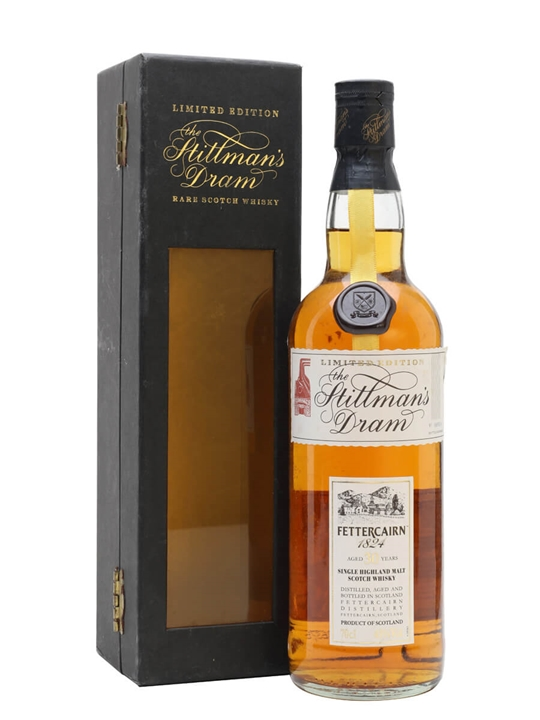 Fettercairn 1824 / 30 Year Old / Stillman's Dram Highland Whisky