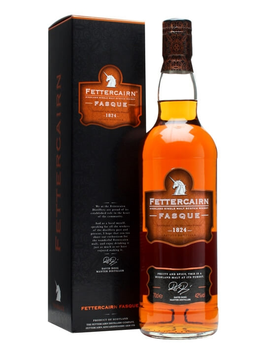Fettercairn Fasque Highland Single Malt Scotch Whisky