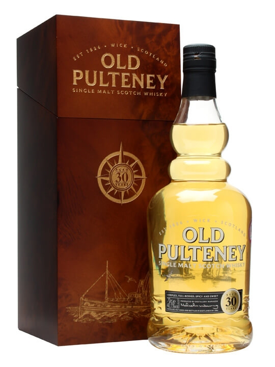 Old Pulteney 30 Year Old / 2013 Edition Highland Whisky