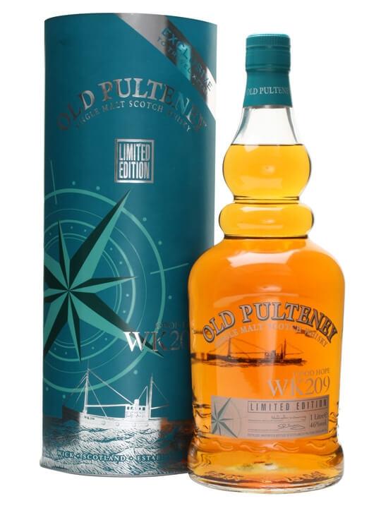 Old Pulteney Good Hope Wk209 Highland Single Malt Scotch Whisky