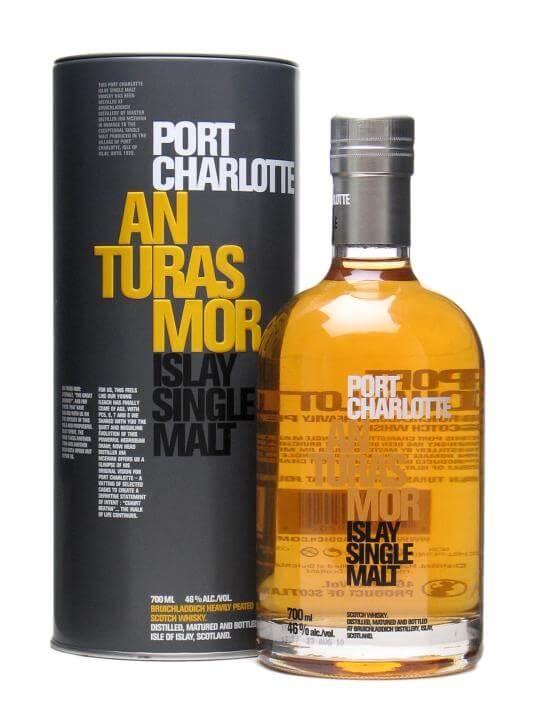 Port Charlotte An Turas Mor Islay Single Malt Scotch Whisky
