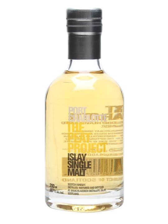 Port Charlotte / The Peat Project / Small Bottle Islay Whisky