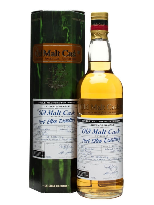 Port Ellen 1979 / 24 Year Old / Cask #669 Islay Whisky