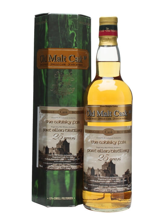 Port Ellen 1980 / 25 Year Old / Cask #2562 Islay Whisky