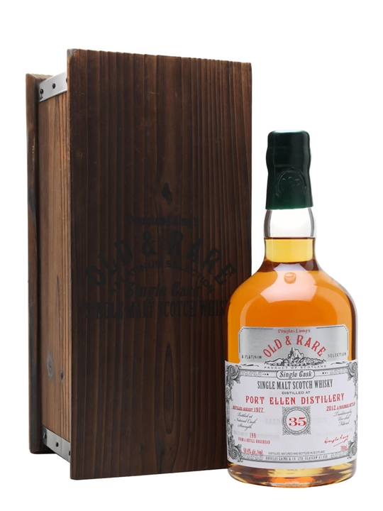 Port Ellen 1977 / 35 Year Old / Douglas Laing Platinum Islay Whisky