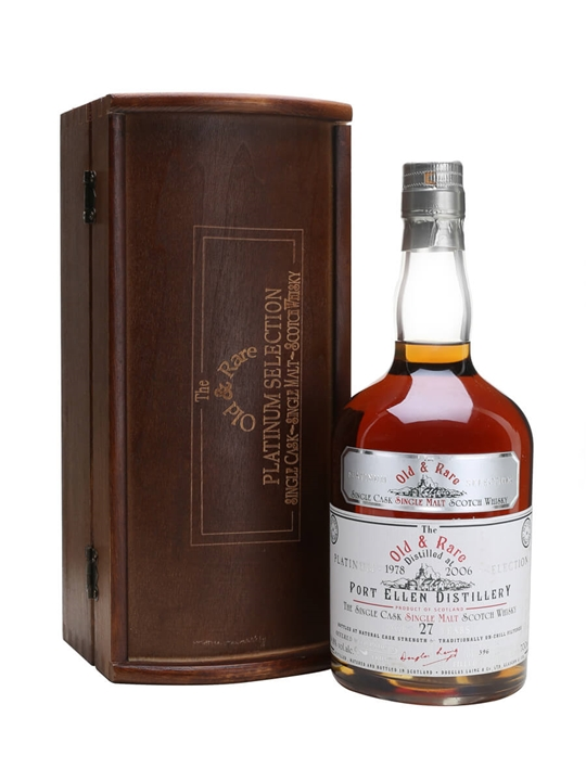 Port Ellen 1978 / 27 Year Old / Sherry Cask Islay Whisky