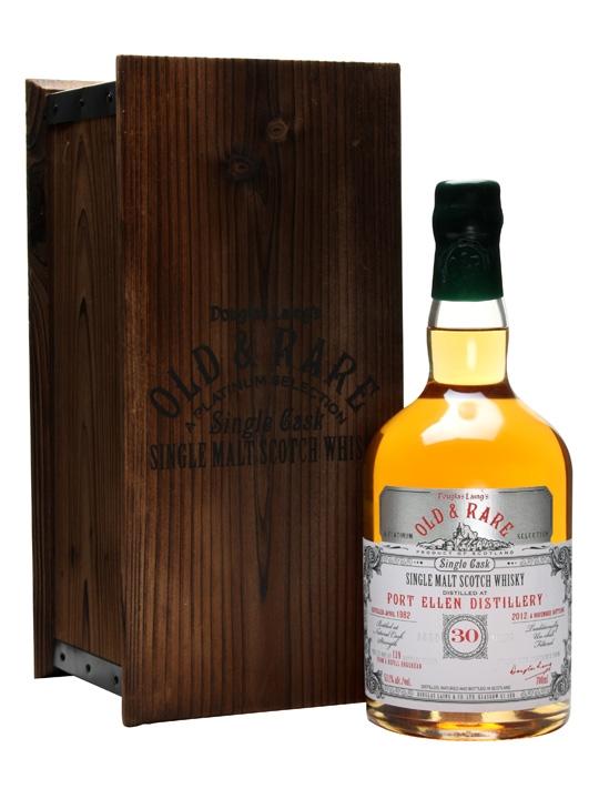 Port Ellen 1982 / 30 Year Old / Platinum Islay Whisky