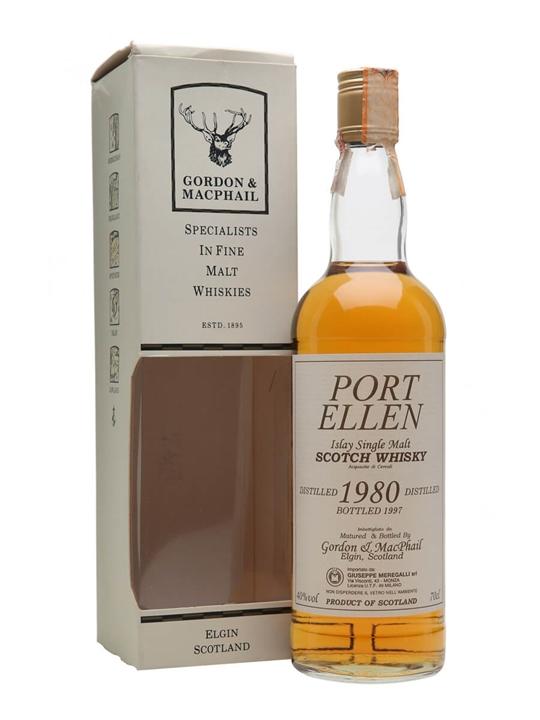 Port Ellen 1980 / Bot.1997 Islay Single Malt Scotch Whisky