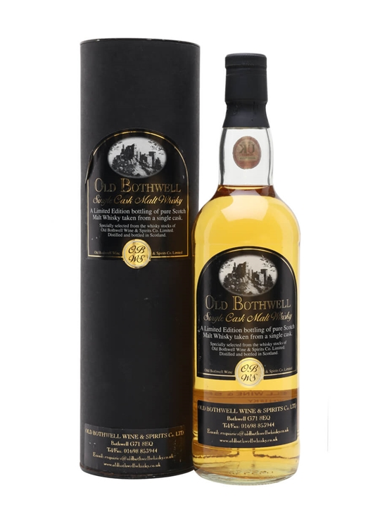 Port Ellen 1979 / 26 Year Old / Bothwell Islay Whisky