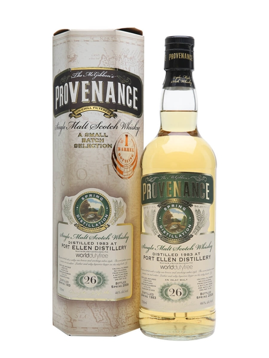 Port Ellen 1983 / 26 Year Old / Cask #5133 Islay Whisky